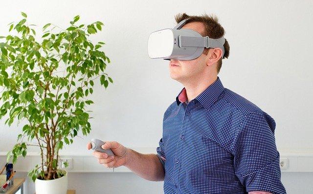 Hoe virtual reality de wereld kan veranderen